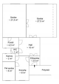 Eladó Budapest XI. kerĂźlet Lakás